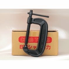 "Crab 4"" Drop Forged C-Clamp, BC-100"