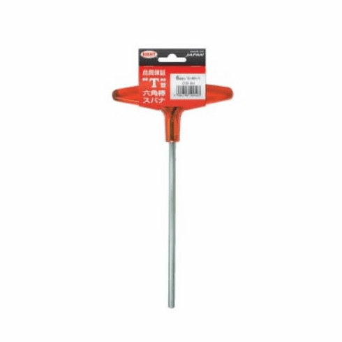 EIGHT T-Handle Hex Driver, 4mm, 018-4H