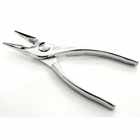 IPS Mirror Polished Needle Nose Pliers, HPS-165 ( Closeout)