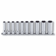 Koken 1/2dr Deep Socket Set, RS4305A/10