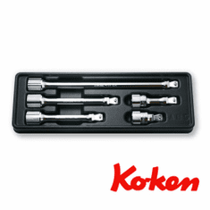 Koken 1/2dr Wobble Extension Set, # PK4763/5