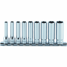 Koken 1/4dr. 6pt. Deep Socket Set. RS2300A/9