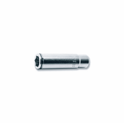 Koken 1/4dr. Deeo Nutgrip Socket, 10mm, 2350M-10