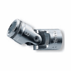 Koken 1/4dr. Nut Grip Universal Socket 12mm, 2441M-12