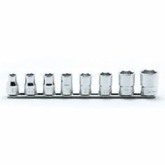 Koken 3/8dr. 6pt. Socket Set, RS3400M/8