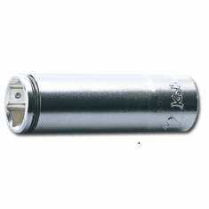 Koken 3/8dr. Deep Nut-Grip Socket, 8mm, 3350M-8