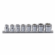 Koken 3/8dr. Nut Grip Socket Set, # RS3450M/8.
