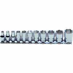 Koken RS2400M/11 6 Point Socket Set