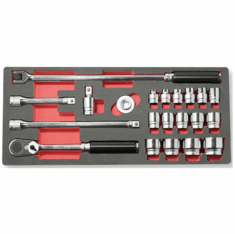 Koken Zeal 1/2 Drive Socket Set, 4285Z ( Now in Stock)