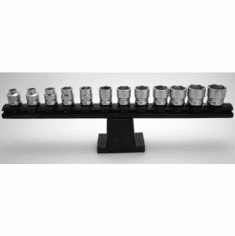 Koken Zeal 12pc Socket Set, RS3400MZ/12
