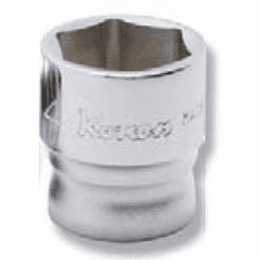 Koken Zeal Socket, 3/8dr. 17mm, 3400MZ-17