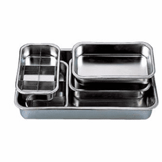 KTC Stainless Steel Parts Tray Set, Model TKYPTA