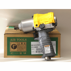 Kuken Pro-Series Ultra Light Impact Wrench, Model KW-1600Spro (Free Shipping)