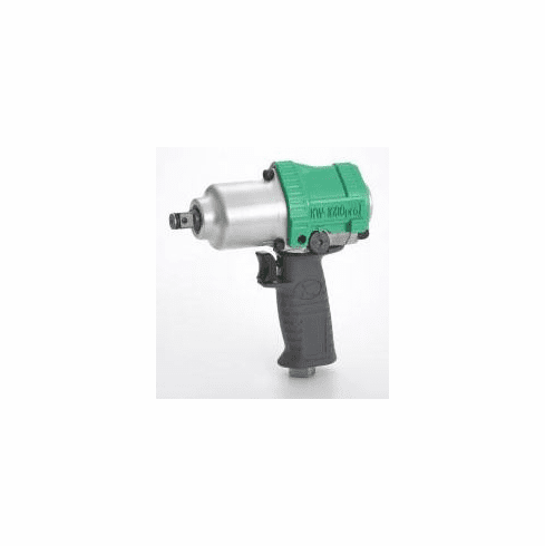 Kuken Ultra-Light N-Type Impact Wrench, 1/2dr. KW-1600prol