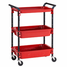 Toyo Cart, 3 Shelf, TWR-4R ( Free Shipping)