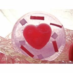 Sweetheart Round Soap