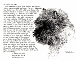 "Cairn Terrier ""So Sayeth"""