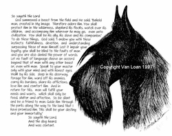 "Scottish Terrier ""So Sayeth"""