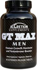 Accretion Supplements GT Max Men 90 Tablets