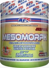 APS Mesomorph 25 Servings New Formula