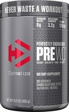 Dymatize PreW.O 20 Servings