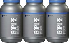 Nature's Best Zero Carb Isopure 3 Lbs. (3 Pack)