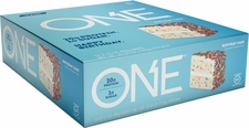 OhYeah! ONE Bar Birthday Cake - Box of 12