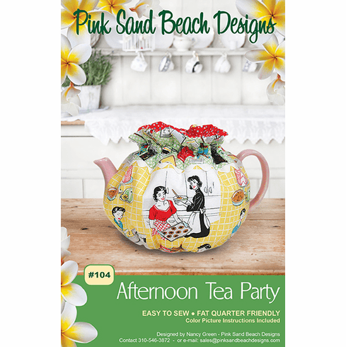 #104 Afternoon Tea Party