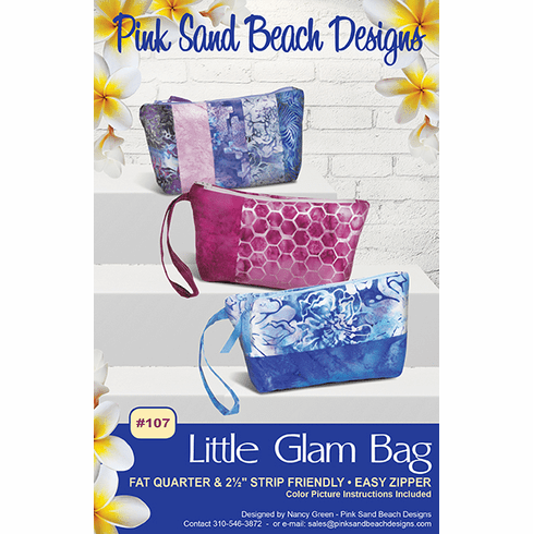 #107 Little Glam Bag