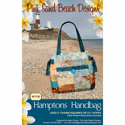 #116 Hamptons Handbag