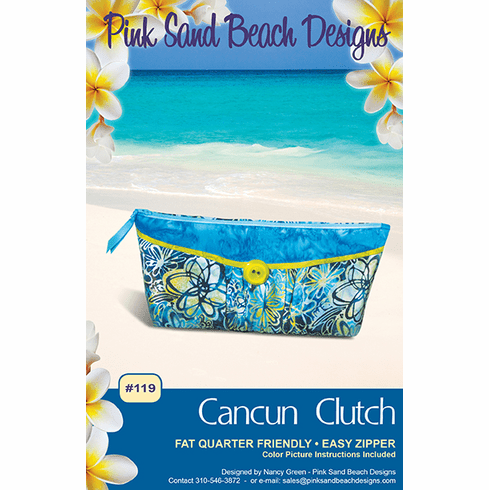 #119 Cancun Clutch