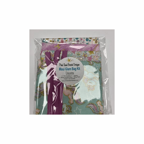 126k Maui Glam Bag KIT - Unicorn Glitter (NO PATTERN)