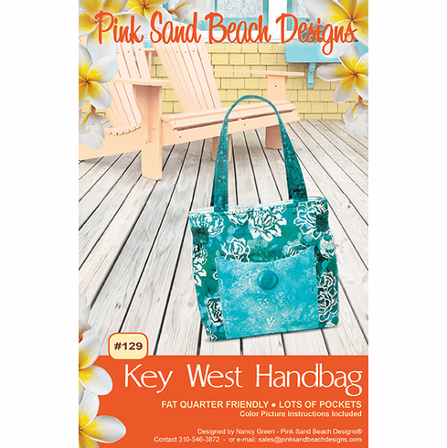 #129 Key West Handbag