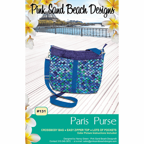 #131 Paris Purse