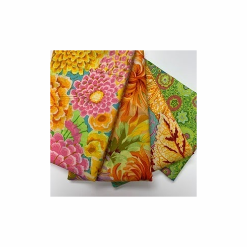 4 - 1 Yard Bundle - Kaffe Fassett - Enchanted Summer