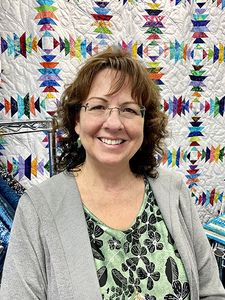Meet the Long Arm Quilter! Rebecca - Saturday - June 1, 2019 (11am-12pm)