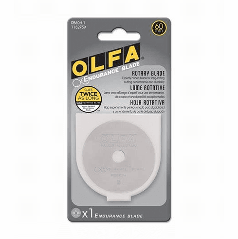 Olfa Endurance Rotary Replacement Blade 60mm