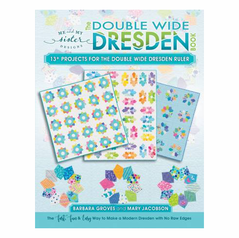 Sew Double Dresden Blocks - Thursday - April 9, 2020 (12pm-4pm)