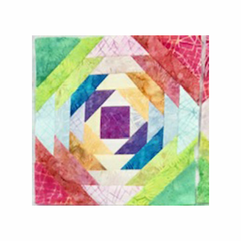 Sew Pineapple Blocks - Thursday - July 18, 2019 (12pm-4pm)