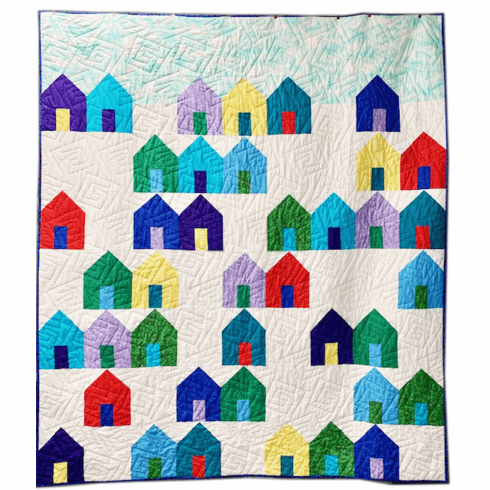 Sew Tiny House Blocks - Saturday - April 11, 2020 (12pm-4pm)