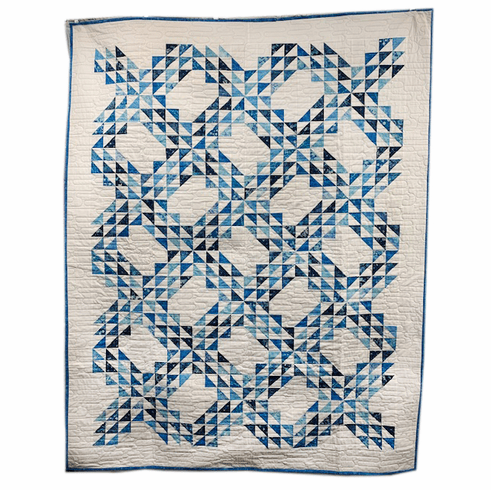 Sew Triangles on a Roll Quilts - Saturday - April 25, 2020 (12pm-4pm)