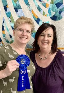 Meet the Long Arm Quilters: Susan & Sandy! - Saturday - June 15, 2019 (3pm-4pm)