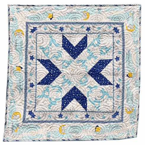 NEW Sweet Dreams Baby Quilt Kit