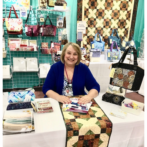 What's New From Quilt Market - Wednesday - Nov 13, 2019 (4:30pm-6pm)