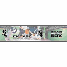 875434 Chicago White Sox Baseball Wallpaper Border 5815398