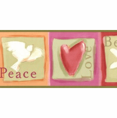 877857 Dove Dreams Wallpaper Border FF03112b