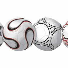 878771 Soccer Balls Red Black Gray Wallpaper Border BS5319bd
