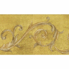 879067 Acanthus Scroll Wallpaper Border IL42023b