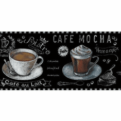 879330 Coffee Time Wallpaper Border