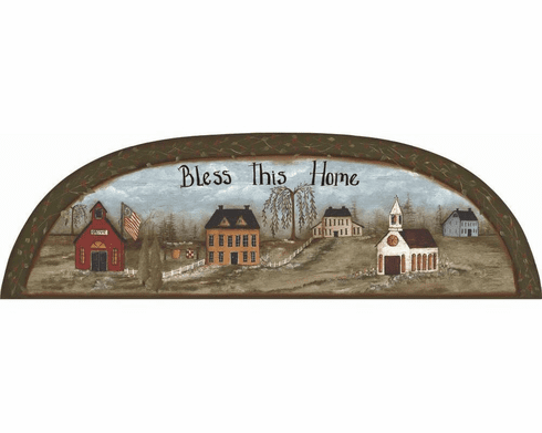 879496 Bless This Home Arch Wallpaper Mural